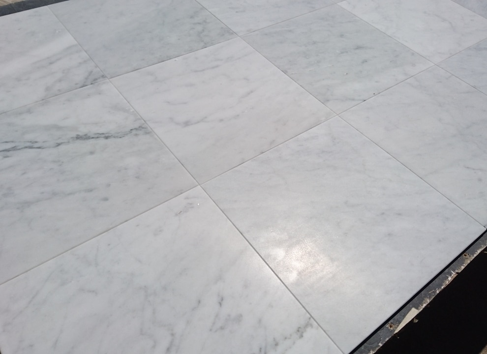 Bianco Carrara S matowe
