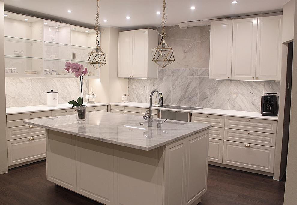 Bianco Carrara #3cm