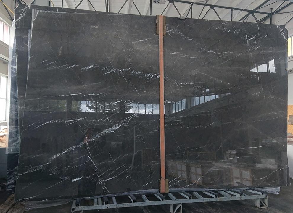 Pietra Grey poler - płyty marmurowe na blaty, parapety ...
