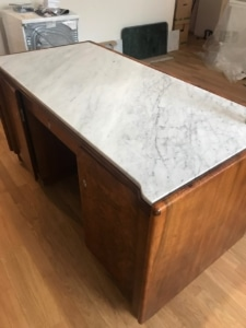 Bianco Carrara #2cm