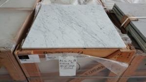 Bianco Carrara C 61x61x1,2cm