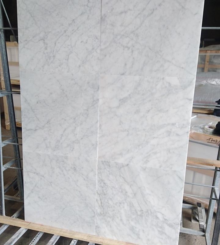 Bianco Carrara Standard XL
