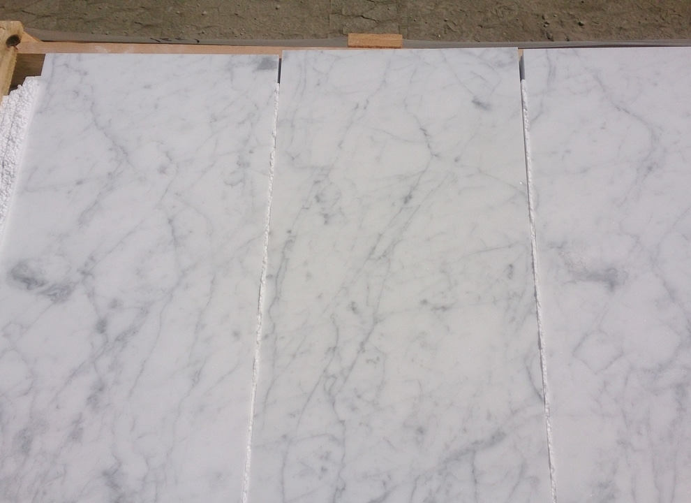 Bianco Carrara C matowe