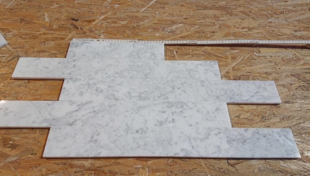 ODŁA Bianco Carrara C