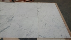 Bianco Carrara L, matowa