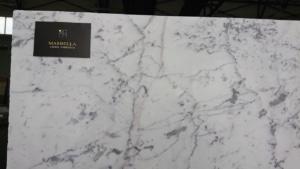 Bianco Carrara Gioia #3cm, matowa