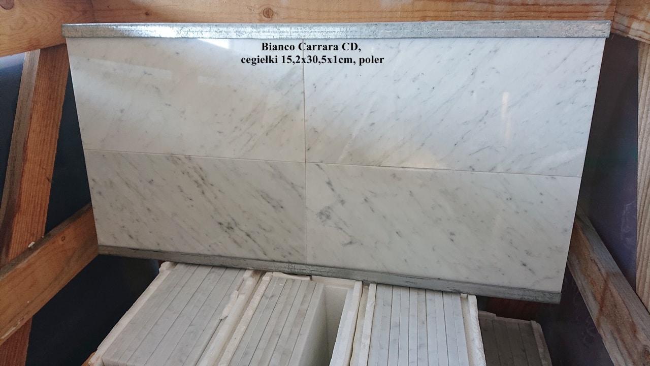 Bianco Carrara CD cegiełki