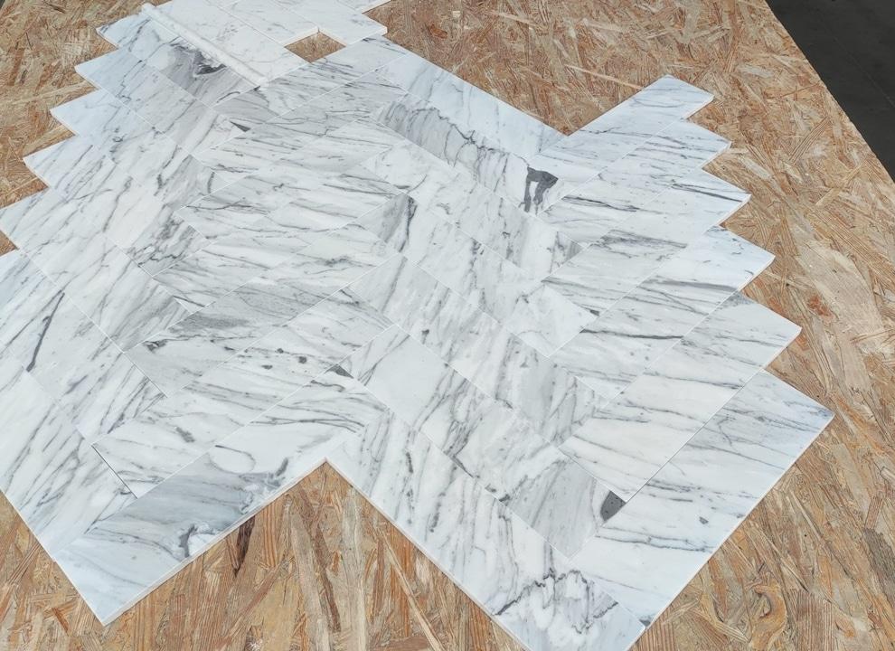 Jodła Bianco Carrara poler