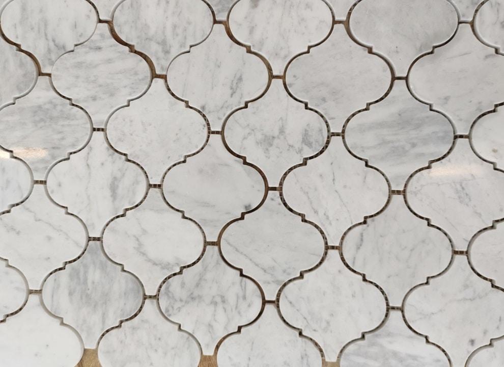Arabesque BIG Bianco Carrara