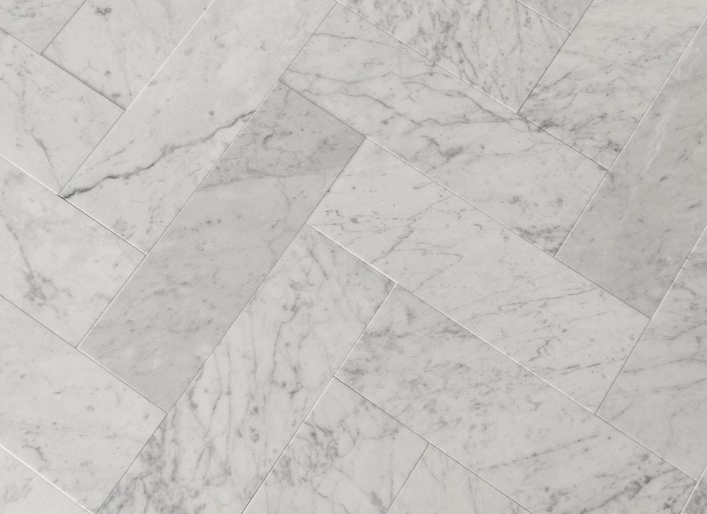LONG SUBWAY Bianco Carrara